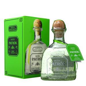 テキーラ パトロン シルバー 40度 並行 箱付 750ml スピリッツ tequila