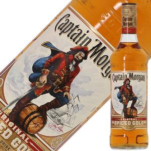 ラム キャプテンモルガン スパイス ド ラム 35度 700ml スピリッツ rum|felicity-y