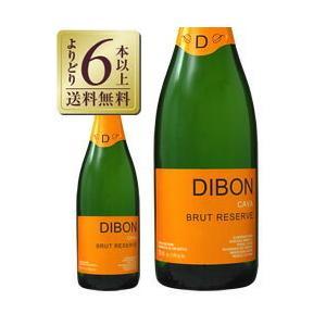 スパークリングワイン スペイン アグリコラ ディボン カヴァ ブリュット リザーヴ 750ml sparkling wine|felicity-y