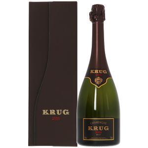 シャンパン フランス シャンパーニュ クリュッグ ヴィンテージ 2000 並行 箱付 750ml 6本まで1梱包 champagne felicity-y