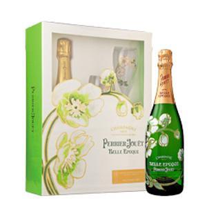 シャンパングラスセット ペリエ ジュエ キュヴェ(キュベ) ベル エポック 2011 並行 箱付 グラスセット 750ml champagne glass set 包装不可 felicity-y