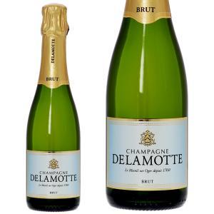シャンパン フランス シャンパーニュ ドゥラモット ブリュット ハーフ 375ml champagne|felicity-y