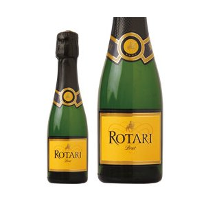 スパークリングワイン イタリア 同一商品24本購入で送料無料 ロータリ タレント ブリュット NV 187ml sparkling wine|felicity-y
