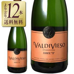 スパークリングワイン チリ バルディビエソ ブリュット ハーフ 正規 375ml sparkling wine|felicity-y