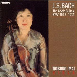 バッハ:無伴奏チェロ組曲(全6 / 今井信子 (CD) felista