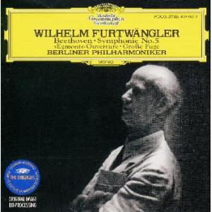 ベートーヴェン/交響曲第5番ハ短調<運命> / フルトヴェングラー (CD)|felista