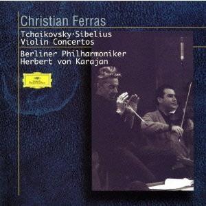 チャイコフスキー:VN協奏曲 / フェラス (CD)|felista
