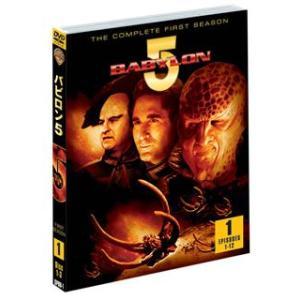 バビロン5 シーズン1(1) マイケル・オハラ DVD|felista