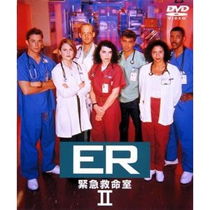 ERII 緊急救命室(2) アンソニー・エドワーズ DVD|felista