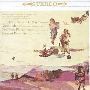 マーラー:交響曲第4番ト長調 / バーンスタイン (CD)|felista