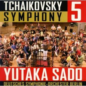 チャイコフスキー:交響曲第5番 / 佐渡裕 (CD)