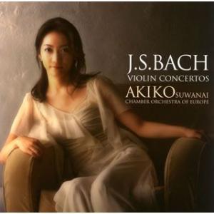 バッハ:ヴァイオリン協奏曲集 / 諏訪内晶子 (CD)|felista