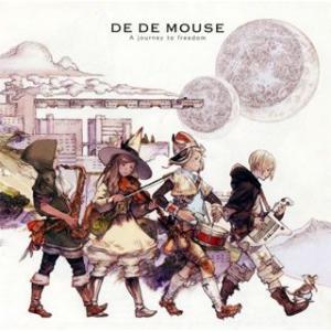 A journey to freedom / DE DE MOUSE (CD)