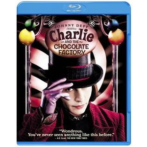 チャーリーとチョコレート工場(Blu-ray Disc) / ジョニー・デップ (Blu-ray) felista