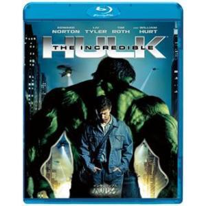 インクレディブル・ハルク(Blu-ray Disc) / エドワード・ノートン (Blu-ray)
