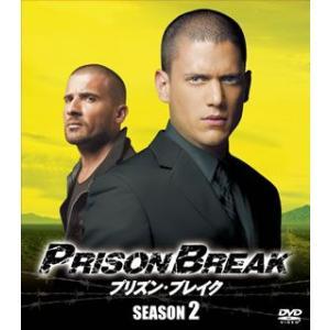 プリズン・ブレイク シーズン2<SEASONSコンパクト・ボックス> / ウェントワース・ミラー (DVD)|felista