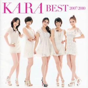 KARA BEST 2007-2010 KARA CD