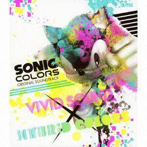 SONIC COLORS ORIGINAL SOUNDTRACK ViViD S.. / ゲームミュージック (CD)|felista