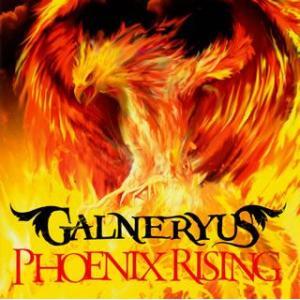 PHOENIX RISING / GALNERYUS (CD)