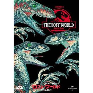 ロスト・ワールド/ジュラシック・パーク / ジェフ・ゴールドブラム (DVD)