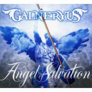 ANGEL OF SALVATION / GALNERYUS (CD)