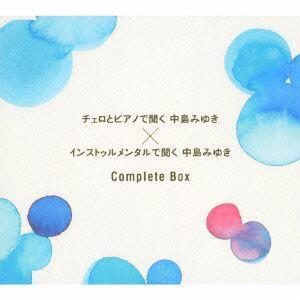 チェロとピアノで聞く中島みゆき×インストゥルメンタルで聞く中島みゆきComple.. / オムニバス (CD) felista