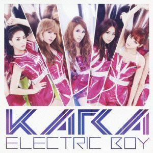 エレクトリックボーイ(初回限定盤) KARA CD-Sing...