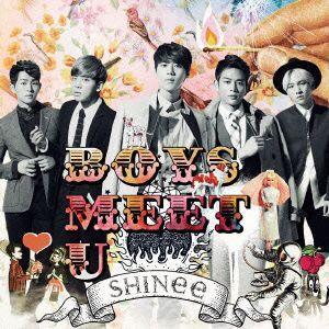 Boys Meet U SHINee CD