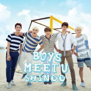 Boys Meet U SHINee CD-Single