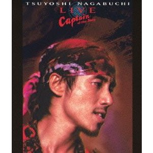 LIVE Captain of the Ship 長渕剛 Blu-ray