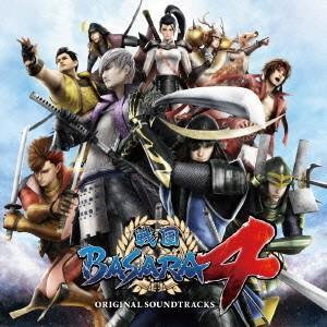 戦国BASARA4 オリジナルサウンドトラック ゲームミュージック CD