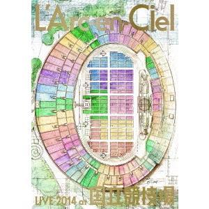 L'Arc〜en〜Ciel LIVE 2014 at 国立競技場 / ラルク・アン・シエル (DVD...