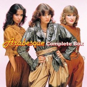 コンプリート・ボックス(DVD付) / アラベスク (CD)