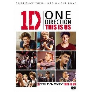 ワン・ダイレクション THIS IS US / ワン・ダイレクション (DVD)|felista