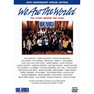 We Are The World 20th ANNIVERSARY SPECIA.. / U.S.A.For Afric... (DVD) felista