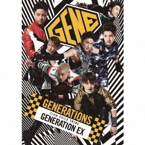 GENERATION EX(DVD付) / GENERATIONS from EXILE TRIBE...