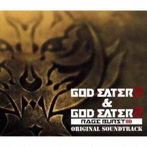 GOD EATER 2&GOD EATER 2 RAGE BURST ORIGI.. / ゲームミュージック (CD)|felista