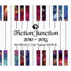 梶浦由記/FictionJunction 2010-2013 The BEST of Yuki Kajiura LIVE 2  CD