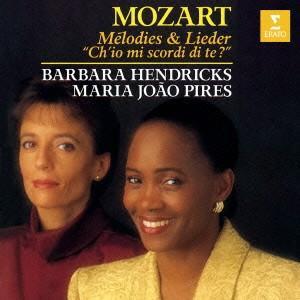 モーツァルト:歌曲集 / ヘンドリックス (CD)|felista