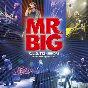 R.L.S. 113 SENDAI / MR.BIG (CD)