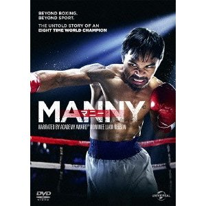 MANNY/マニー / マニー・パッキャオ (DVD) felista