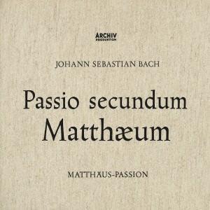 バッハ:マタイ受難曲 リヒター SHM-CD