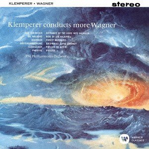 ワーグナー管弦楽曲集第3集-ヴァルキューレの騎行 他 / クレンペラー (CD) felista
