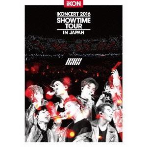 iKONCERT 2016 SHOWTIME TOUR IN JAPAN / iKON (DVD)|felista