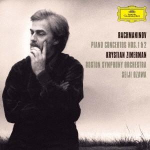 ラフマニノフ:ピアノ協奏曲第1番&第2番 / ツィメルマン (CD)