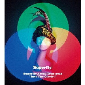 """Superfly Arena Tour 2016""""Into ..."""