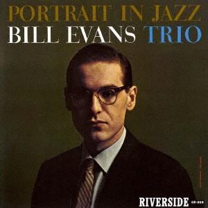 ポートレイト・イン・ジャズ+1 / ビル・エヴァンス (CD)
