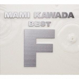 "MAMI KAWADA BEST ""F""(初回限定盤)(3Blu-ray Disc付) 川田まみ Blu-ray付CD|felista"