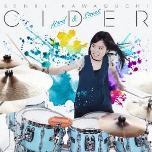 CIDER 〜Hard&Sweet〜 川口千里 CD|felista