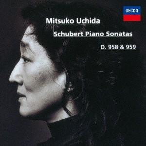 シューベルト:ピアノ・ソナタ第19番&20番 / 内田光子 (CD)|felista